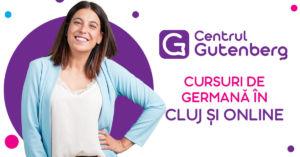 Centrul Gutenberg - Cursuri in limba germana in Cluj
